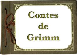 Coffret contes de Grimm