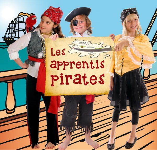 Les apprentis pirates