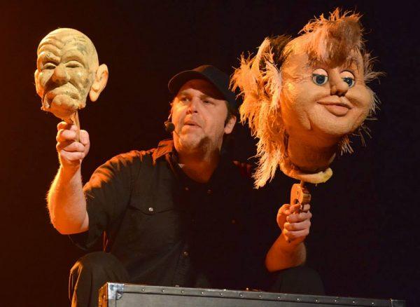 Marion et les marionnettes