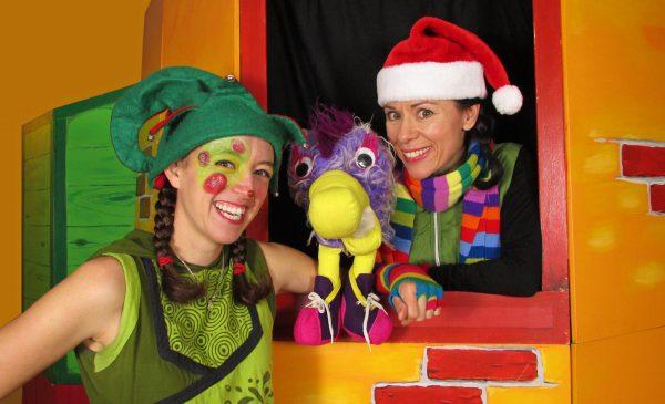 Marimba et les songes de Noël