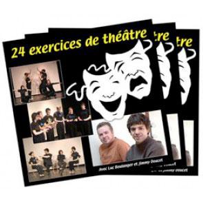 Vidéo : 24 exercices de théâtre