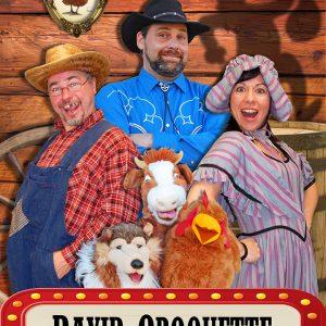 David Croquette et le voleur de poulets