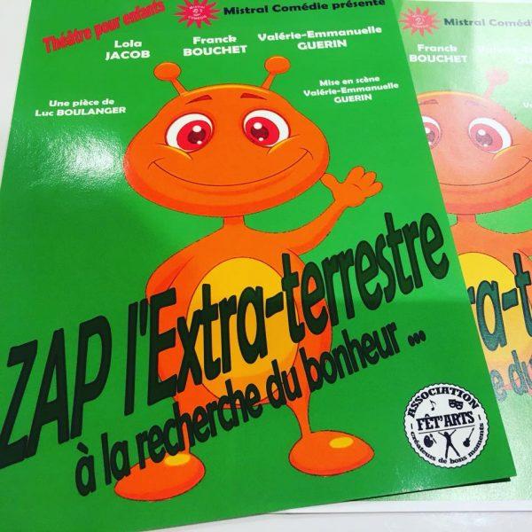 Zap, l'extraterrestre