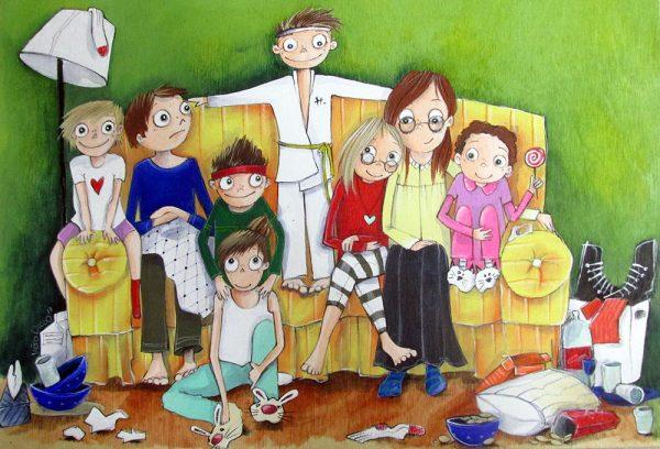 texte de théâtre pour enfants