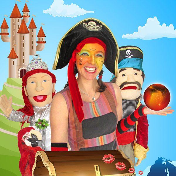 Marimba et la princesse des pirates