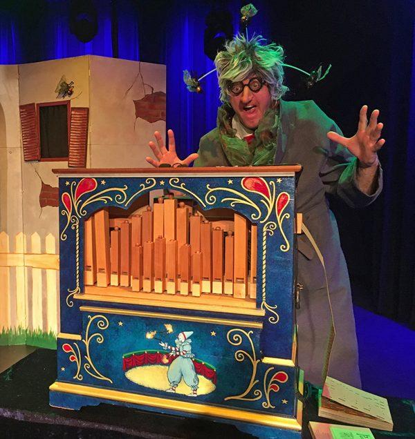 L'orgue du gentil géant