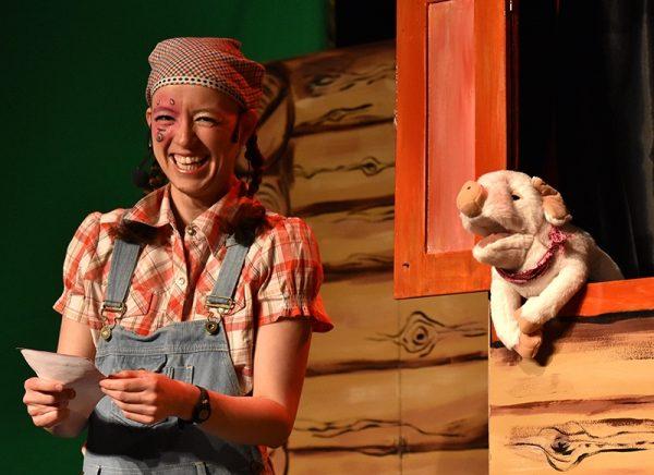 Marimba à la ferme de la bonne entente