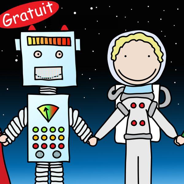 Théâtre star wars pour enfants science-fiction