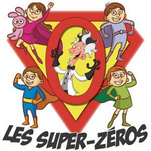Texte sur théâtre pour enfants sur les super-héros